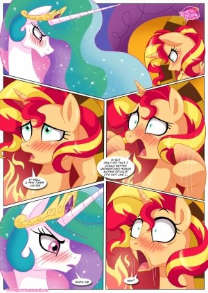 Palcomix- Like Humans Do [My Little Pony] - Page 9
