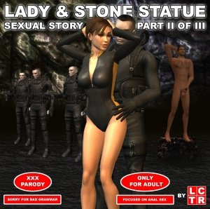 Lady & Stone Statue - Sexual Story Part II