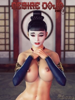 Tales of Pleasure- Desire Dojo Part 2