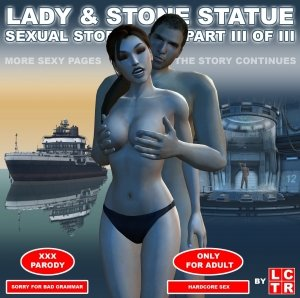 Lady & Stone Statue - Sexual Story Part III