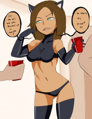 Halloween Party (Kim Possible)