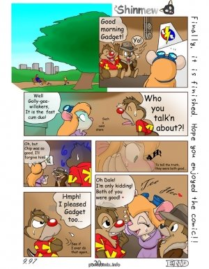 Chip n Dale- Animalise (Rescue Rangers) - Page 21