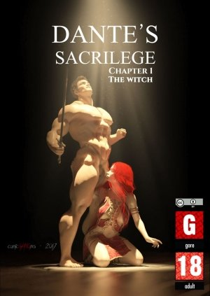 DANTE'S SACRILEGE- [The Witch] – Guro
