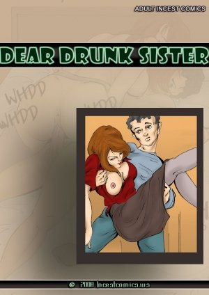 Dear Drunk Sister- icws - Page 1