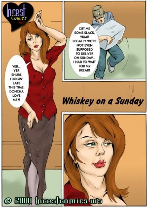 Dear Drunk Sister- icws - Page 3