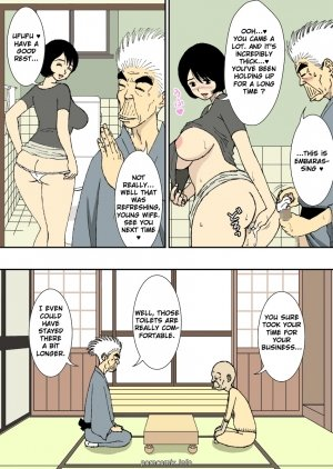 Grandfather and Big-Breasted Bride - Page 30