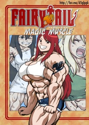 Magic Muscle (Fairy Tail) - Page 1