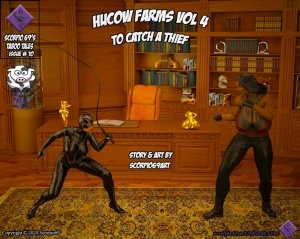 Hucow Farms Vol.4- To Catch A Thief by Scorpio69