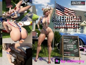 American Summer by ZZ2Tommy (Affect3D)