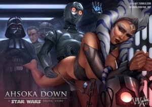 Ahsoka Down – Star Wars- WH Art - Page 8