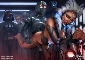Ahsoka Down – Star Wars- WH Art - Page 9