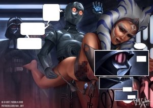 Ahsoka Down – Star Wars- WH Art - Page 11