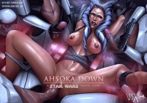 Ahsoka Down – Star Wars- WH Art - Page 13