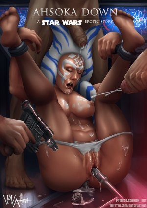 Ahsoka Down – Star Wars- WH Art - Page 27