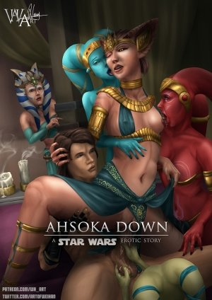 Ahsoka Down – Star Wars- WH Art - Page 63