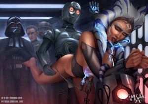 Ahsoka Down – Star Wars- WH Art - Page 69