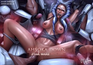 Ahsoka Down – Star Wars- WH Art - Page 73