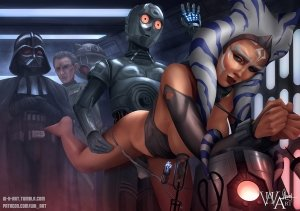 Ahsoka Down – Star Wars- WH Art - Page 88