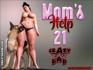 Mom's Help Part 21 – Crazy Dad3D