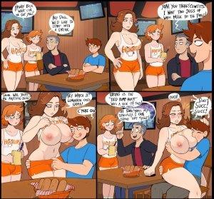 Cartoon porno jab comics