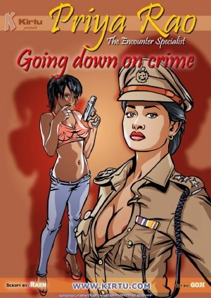 Priya Rao – Going Down on Crime