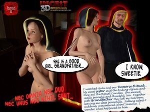 Family Traditions. Part 2- Incest3DChronicles - Page 42