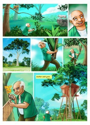 The Jungle- Art of Jaguar - Page 6