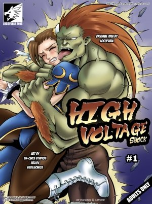 High Voltage Shock 1 – Locofuria