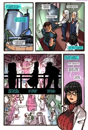 Thought Bubble Issue 2- Sidneymt - Page 2