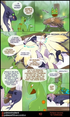 Lena and Shamrock's Love Night - Page 10