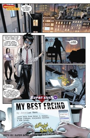Super Sons: My Best Friend - Page 2