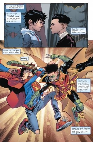 Super Sons: My Best Friend - Page 3