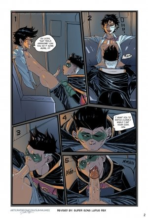 Super Sons: My Best Friend - Page 8