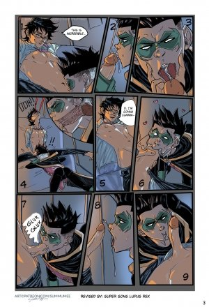 Super Sons: My Best Friend - Page 9