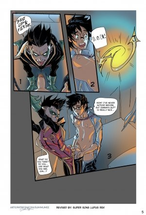 Super Sons: My Best Friend - Page 11