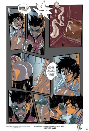 Super Sons: My Best Friend - Page 14