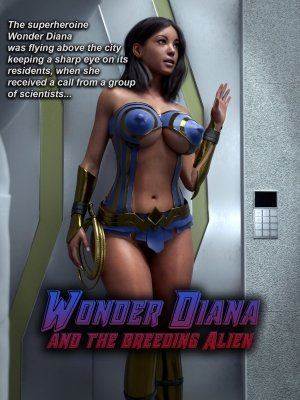 Wonder Diana and the Breeder