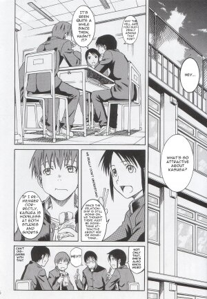 (SC29) [House of KARSEA (Syouji)] Remake (Azumanga Daioh) [English] [Yuecchi] - Page 7