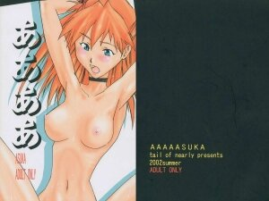 (C62) [Tail of Nearly (Waka)] Aaaa Asuka (Neon Genesis Evangelion)
