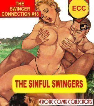 Swinger Connection 18 – Erotic Comix