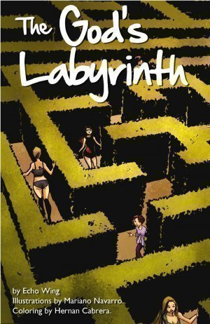 The God's Labyrinth 1-7 by Echo Wing