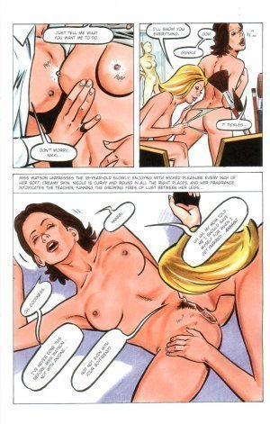 Housewives at Play 14- Rebecca - Page 19