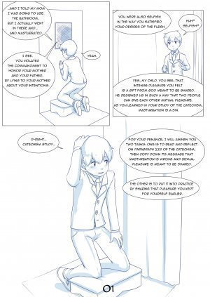 Furry Fantasy XIV Chapter 4 - Page 3