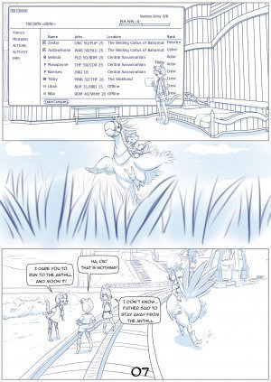 Furry Fantasy XIV Chapter 4 - Page 9