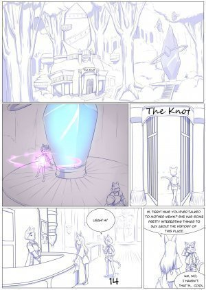 Furry Fantasy XIV Chapter 4 - Page 16