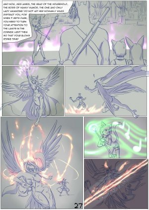 Furry Fantasy XIV Chapter 4 - Page 29