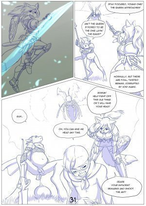 Furry Fantasy XIV Chapter 4 - Page 33