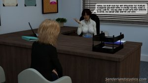 Dedra's Story: Office - Page 7