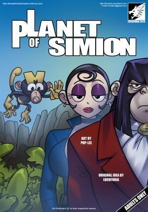 Planet of Simion