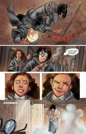 The Harry Potter Experiment parody Harry Potter 01 [Bayushi] - Page 2
